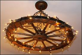 decoration how to make wagon wheel chandelier with mason jars wagon for wagon wheel chandelier