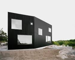 black corrugated metal building - Google Search