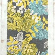 gray and yellow kitchen rugs yellow gray aqua rug urban outfitters gray and yellow kitchen rugs