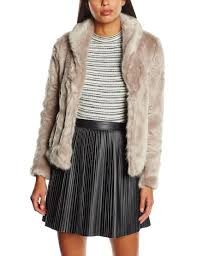 if you want to wear a y and fashionable faux fur coat during those chilly days and nights then this is the coat for you coming in a beautiful beige