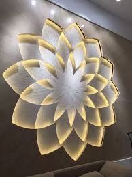 feature lighting ideas. Layers / Lighting Wall Feature Ideas