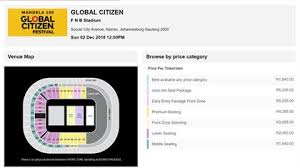 Yes Some Nedbank Clients Can Buy Tickets To The Global