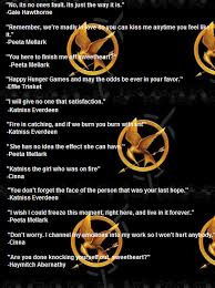 Hunger Game Quotes Enchanting Hunger Games Quotes For Essays Term Paper Help Ntassignmentcnfu
