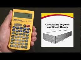 drywall bid calculator