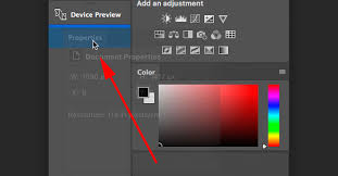 Managing Panels In Photoshop CC