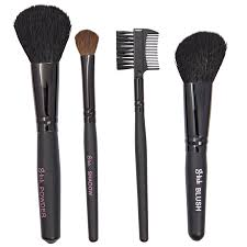 1 69 more dels sally makeup brush travel set salon services nail brush cleaner supplies makeup