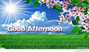 Good Afternoon Images Free Download Custom Good Afternoon Pic Download
