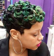 Hairstyle For Women With Short Hair 50 most captivating african american short hairstyles and haircuts 1261 by stevesalt.us