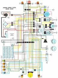 wiring schematic stroke net all the data for your honda honda cb350 wiring schematic