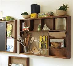 wall decor best of decorative mounted shelving units with regard to wooden design 15