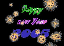 happy new year 2005. Contemporary Happy On Happy New Year 2005 W