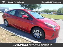 2018 New Toyota Prius Three at Central Florida Toyota Serving ...