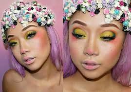 create a sweet romantic fairy makeup look free tutorial with pictures on how to create
