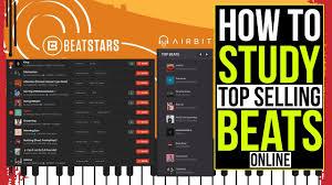 Beatstars Top Charts How To Study The Top Selling Beats On Beatstars And Airbit