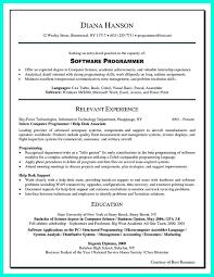 Cobol Programmer Resume Pin On Resume Sample Template And Format Pinterest Resume 2