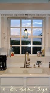 kitchen lighting over sink. Light Over Kitchen Sink Window Modern Home Interior Lighting V