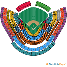Dodgers Seating Chart With Rows Enimolin Los Angeles Dodgers Stadium Seating Chart