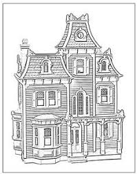 Small Picture Printable coloring pages for adults Victorian Houses Google