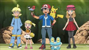 Pokemon the Series: XY - AnimeWatch - We Fart Anime For You To Breathe
