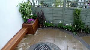 Small Picture Islington Garden Design And Designer Modern Garden Curved Paving