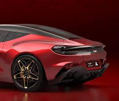 Aston Martin Reveals 2020 Dbs Gt Zagato The Car Magazine