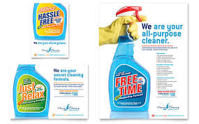 The Flyer Ads Housekeeping Ads House Cleaning Housekeeping Flyer Ad Template