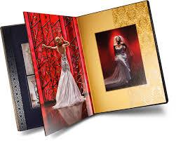 Photot Albums Italian Storybook Professional Wedding Albums