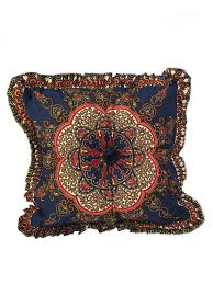 moroccan throw pillows. Moroccan Throw Pillow - Print Decorative Pillows M