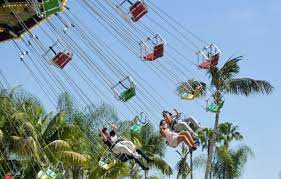 Knott's Berry Farm reopens after 13 ...