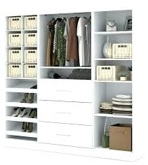 bestar closet systems by storage kit white contemporary closet organizers costco bathrooms canada