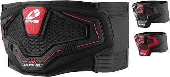 Evs Helmet Size Chart Evs 2019 Celtek Bb1 Dirt Bike Kidney Belt Ecs Honda