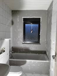 Ein Badezimmer In Betonoptik