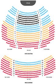 Stephen Sondheim Theatre Seating Chart Best Seats Pro