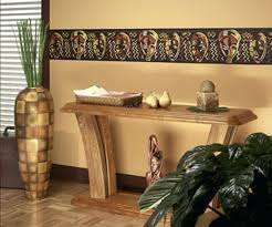 african home decor | African Home Decorating with Masks How to Enjoy a Nice  African Home