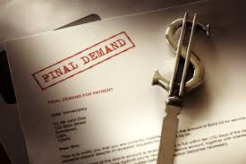 Final Demand Notice Certified Letter From The Irs Reliance Tax Group