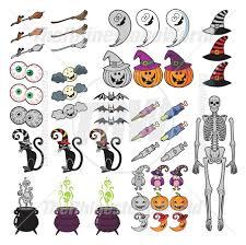 Halloween Template Halloween Live Template Mini Pack 3
