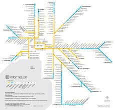 Travel guide to touristic destinations, museums and architecture in melbourne. Melbourne Train Map