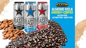 Rockstar Roasted Coffee Energy Light Vanilla Tims Energy Blog Rockstar Roasted With Almond Milk Light