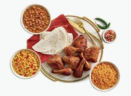 El Pollo Loco Nutrition Chart New Fire Grilled Items Our Food El Pollo Loco