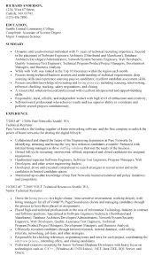 Recruiter Resume Samples Letter Resume Source