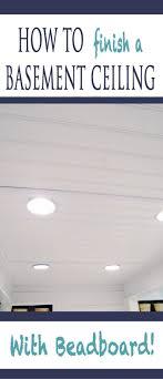 Best Basement Ceilings Ideas On Pinterest Finish Basement - Finished basement ceiling ideas