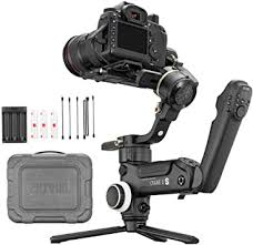 Zhiyun Crane 3S 3-Axis Handheld Gimbal Stabilizer ... - Amazon.com