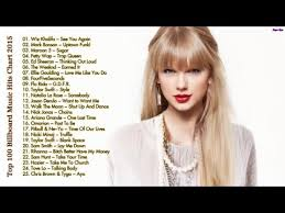 Top 100 Music Chart 2015 Top 100 Best Love Songs 2015 New Songs Playlist The Best