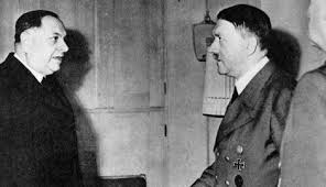 Image result for milan nedic i hitler