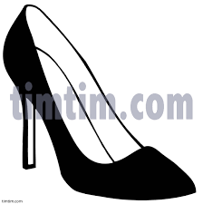 shoes heels drawing. free drawing of a high heeled shoe bw from the category beauty \u0026 fashion - timtim.com shoes heels