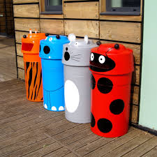interior recycling bin ideas awesome recycle bins kitchen center intended for 5 from recycling