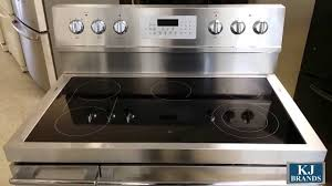 Professional Electric Ranges For The Home Frigidaire Professional Series 40 Freestanding Electric Range
