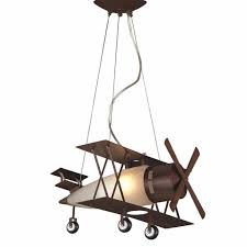 Airplane Pendant Light Brilliant Airplane Light Fixture Aviation A Nice And Subtle