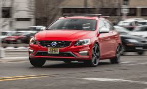 2015 Volvo V60 T6 R-Design Instrumented Test | Review | Car and Driver