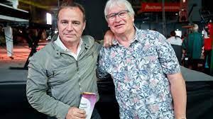 KBM: 42 ans plus tard, Fabien Lecœuvre et Joël Alain se retrouvent à  Maubeuge
